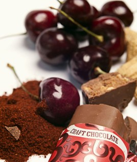 Red Cherry Chocolate